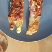 Spargelrezept mal anders Weiße Spargel Involtini